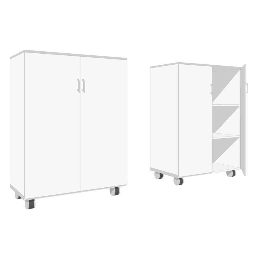 Calculus-3-tier-hinged-door-systems-cupboard,-1257H-x-925W-x-500D-crop