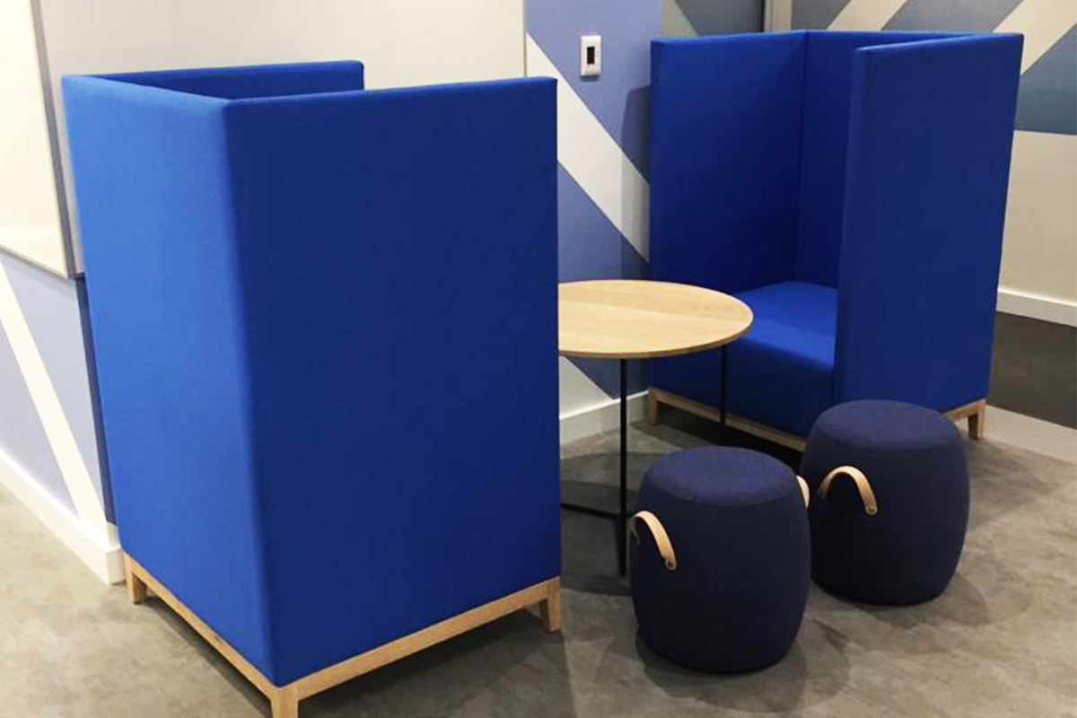 meeting pods