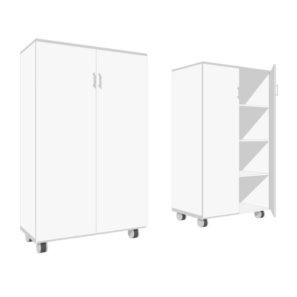 Calculus-4-tier-hinged-door-systems-cupboard,-1557H-x-925W-x-500D-crop