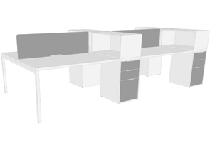System 38 4way with lever arch file units crop