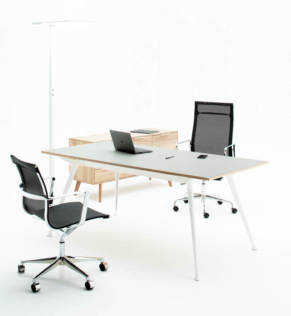 Ergoform Luno manager's desk