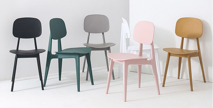 Ergoform office furniture Cafe chairs