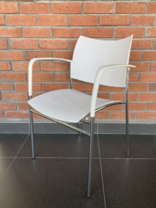 Sling Chair (White)